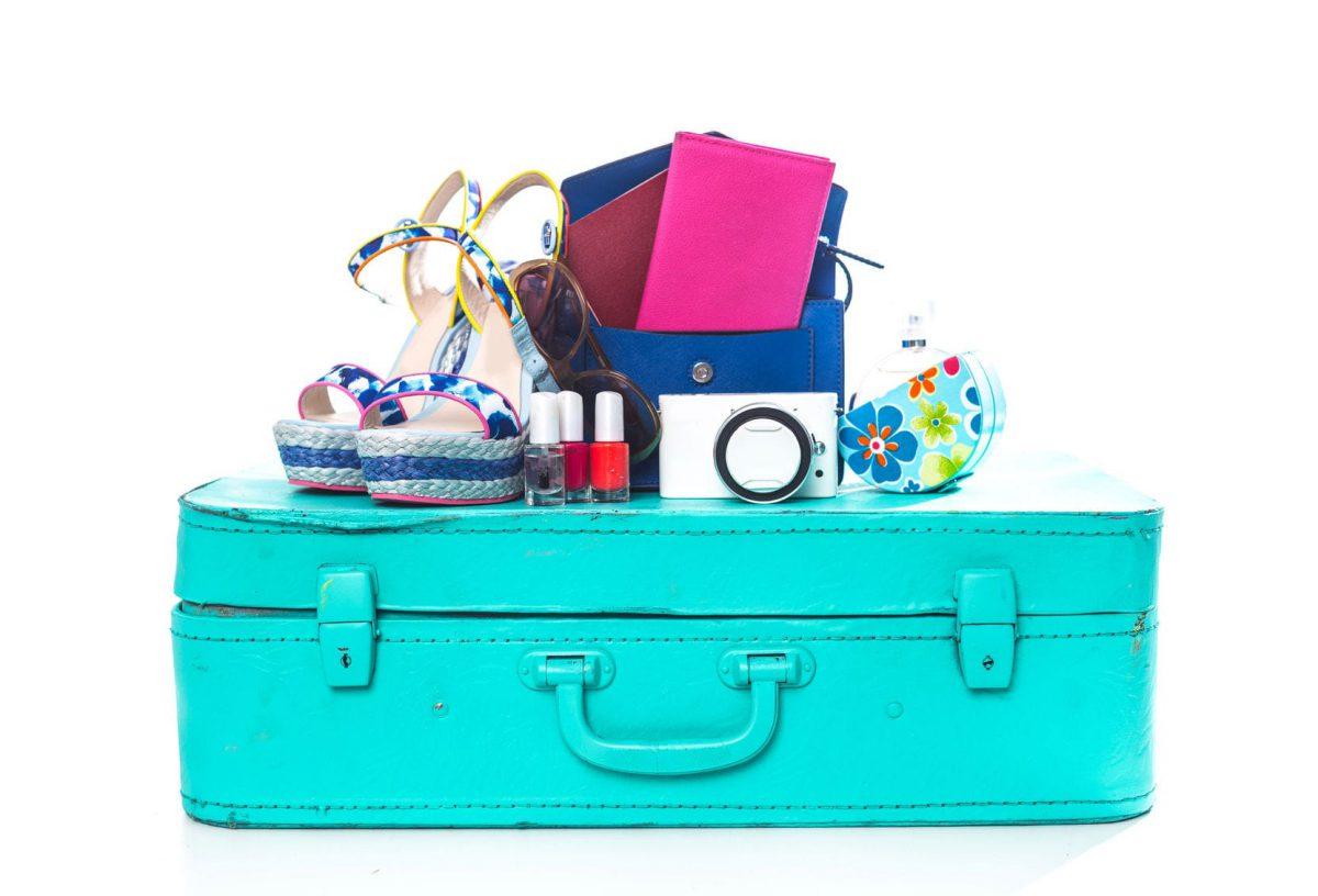 بسته چمدان برای سفر دریایی با کشتی کروز