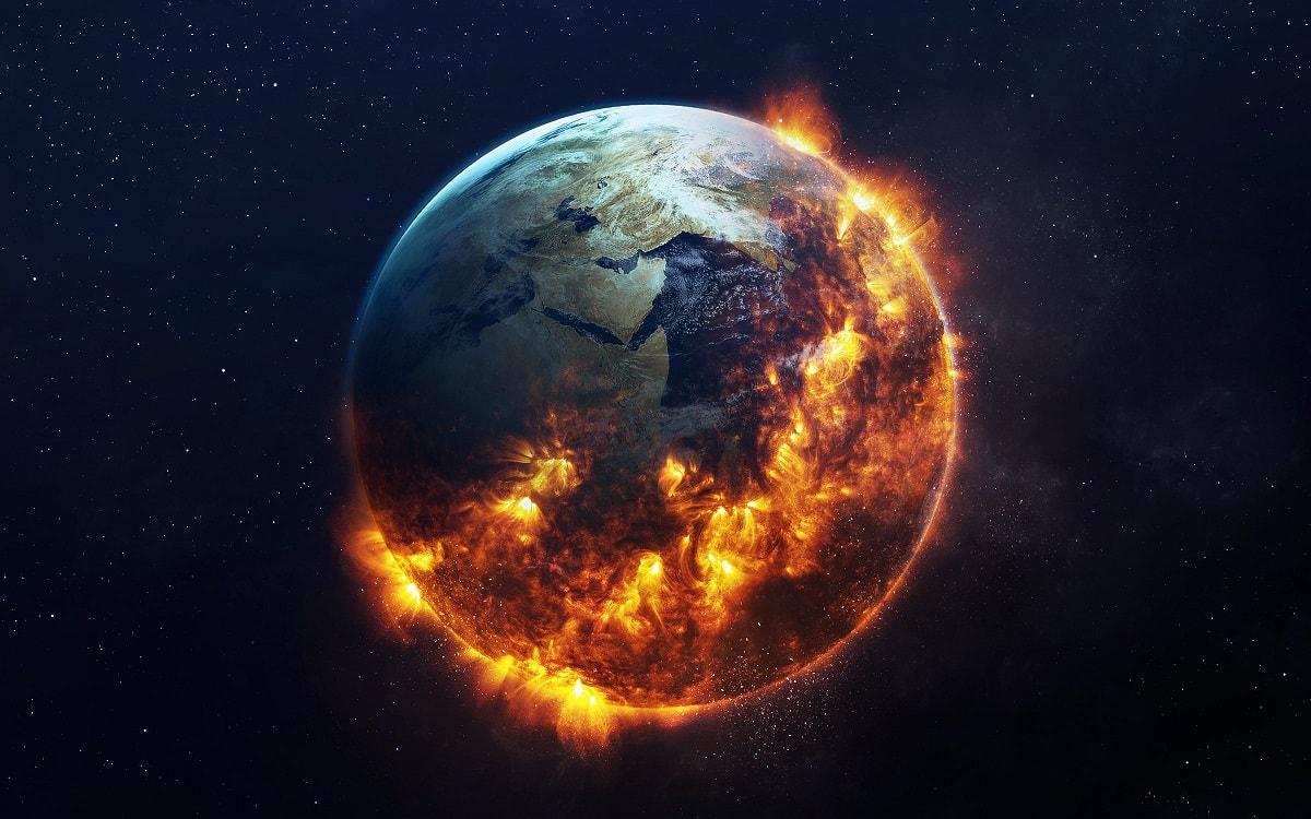 پایان عمر خورشید
