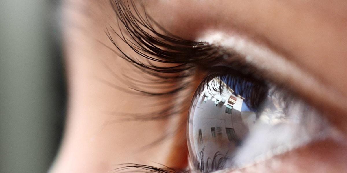 چشم انسان، دوربین 576 مگاپیکسلی