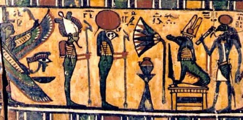 خدایان مصر باستان