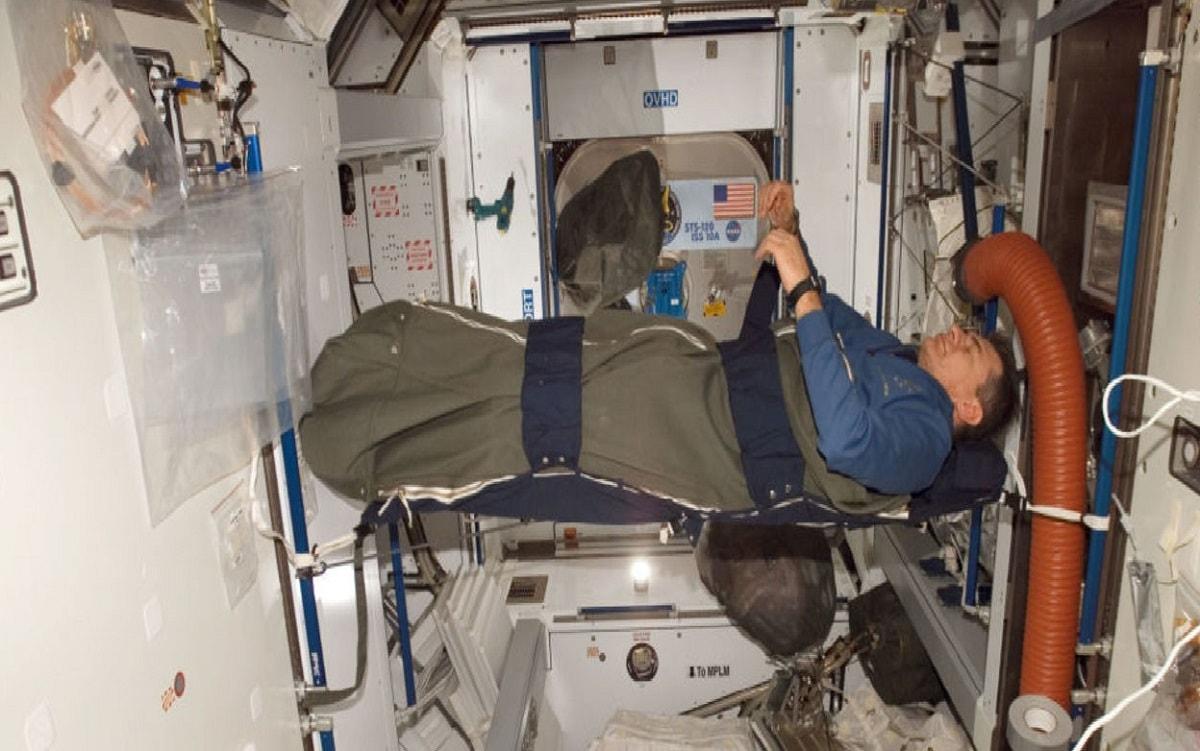 مهم ترین ها در زندگی فضانوردان