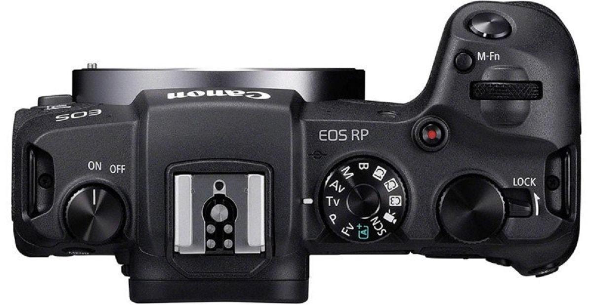 دوربین کانن EOS RP، نماینده ای کوچک و سبک وزن از دوربین های فول فریم بدون آینه