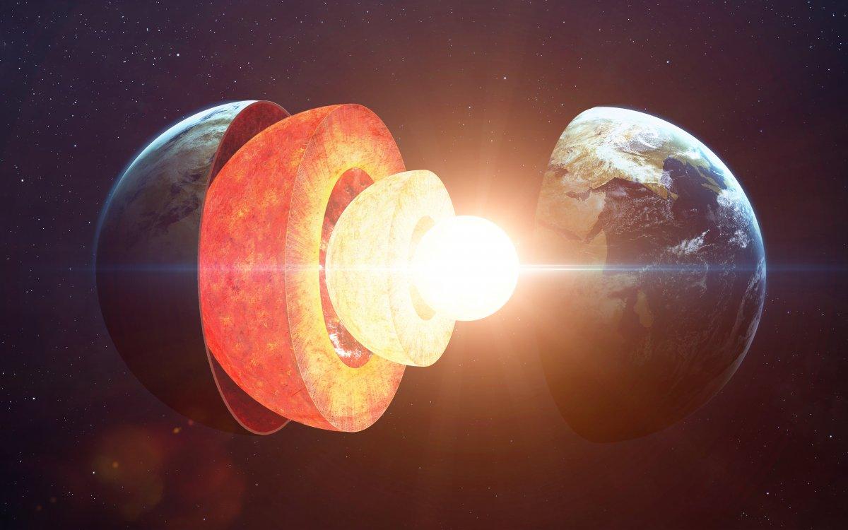 در هسته زمین چه می گذرد؟