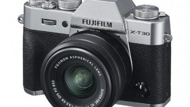 Photo of دوربین جدید X-T30 فوجی فیلم معرفی شد