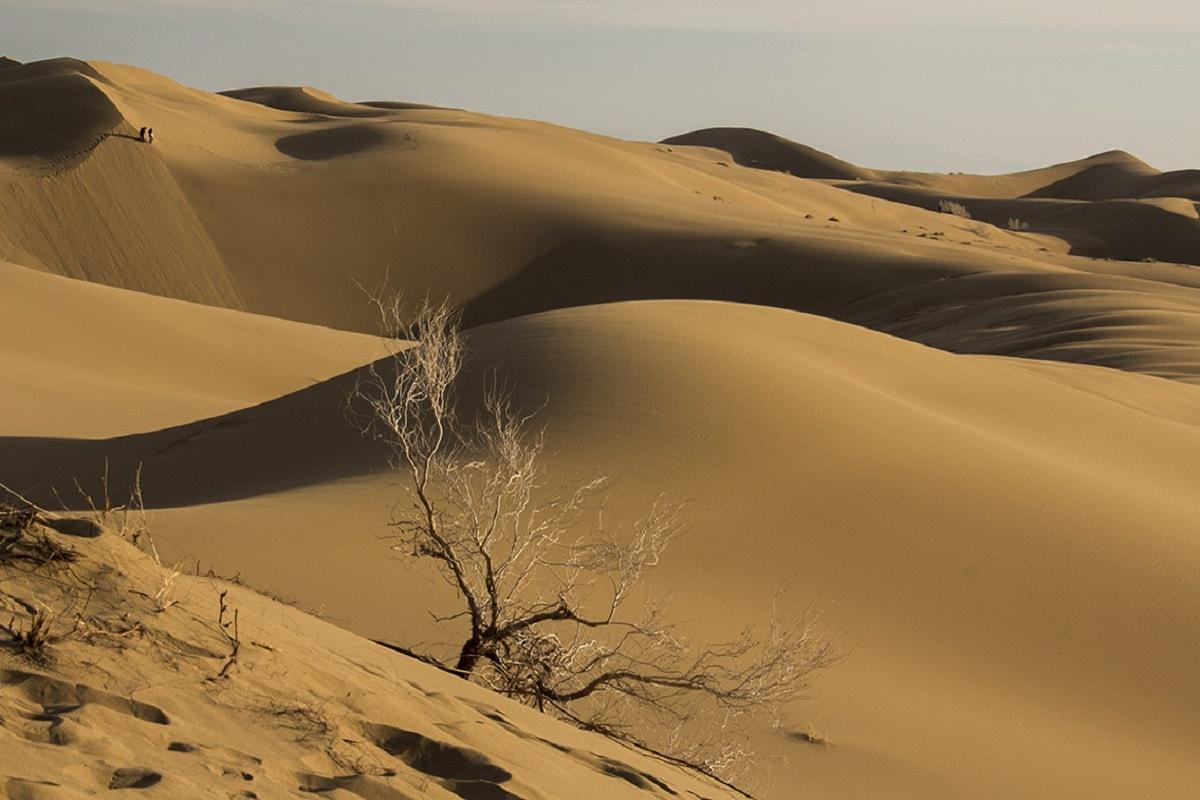 سفر به کویر مرنجاب