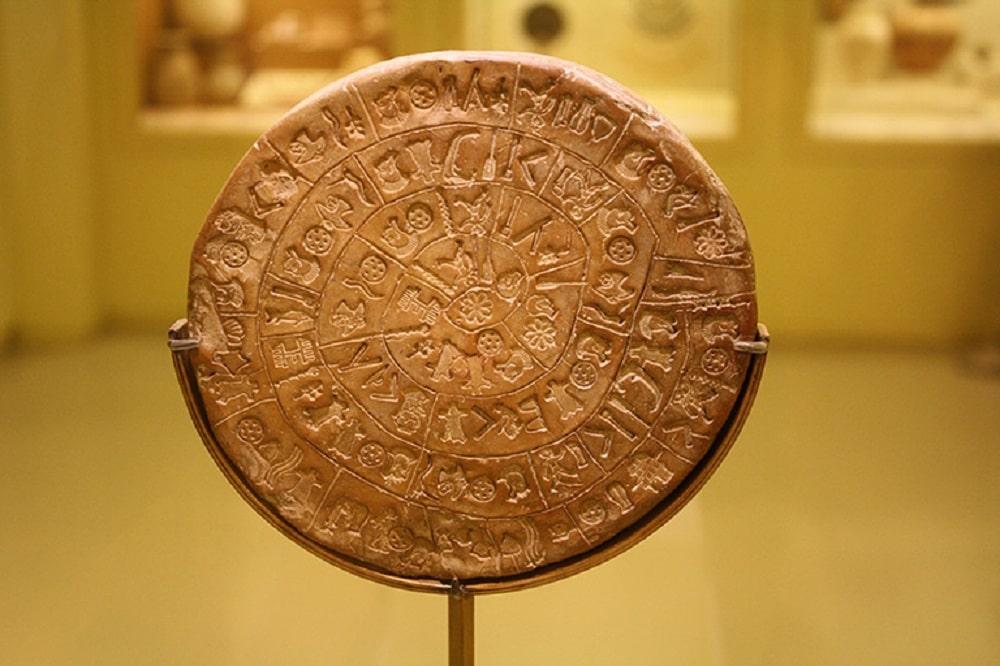 لوح باستانی فایستوس