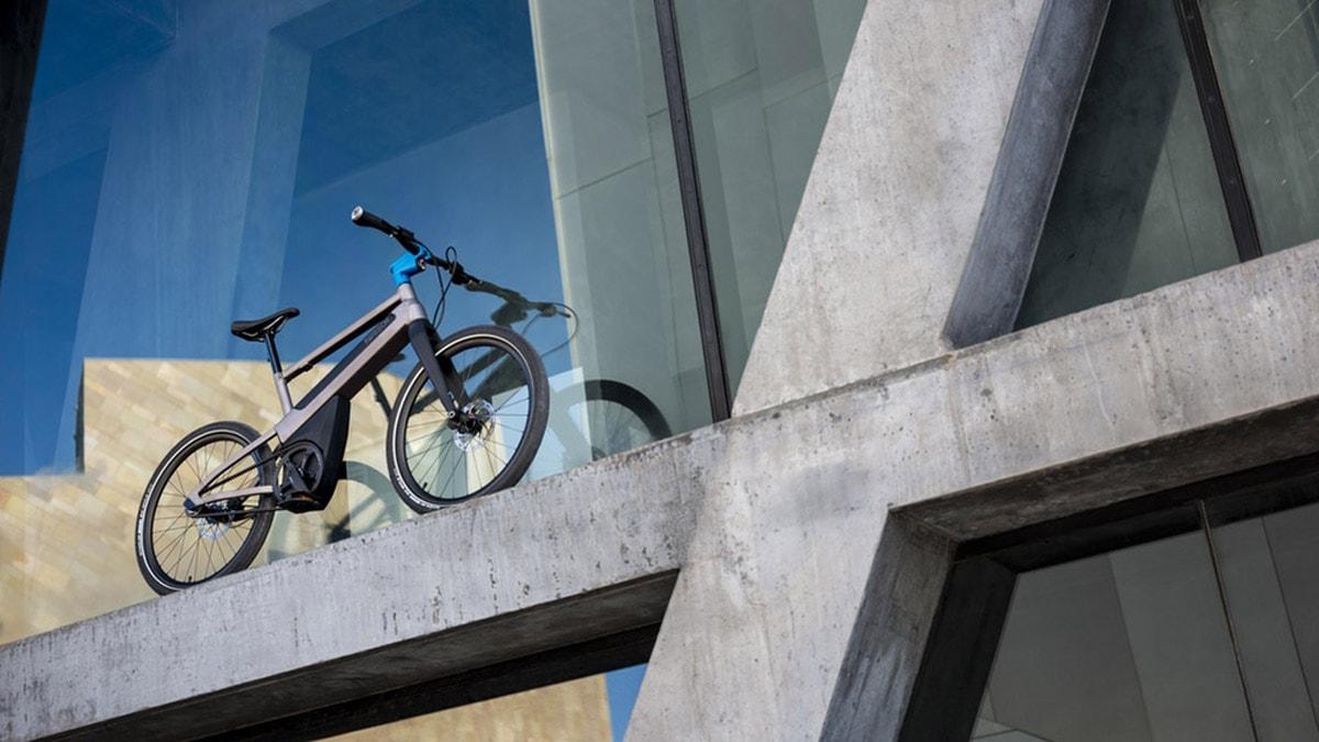 دوچرخه هوشمند I Weech