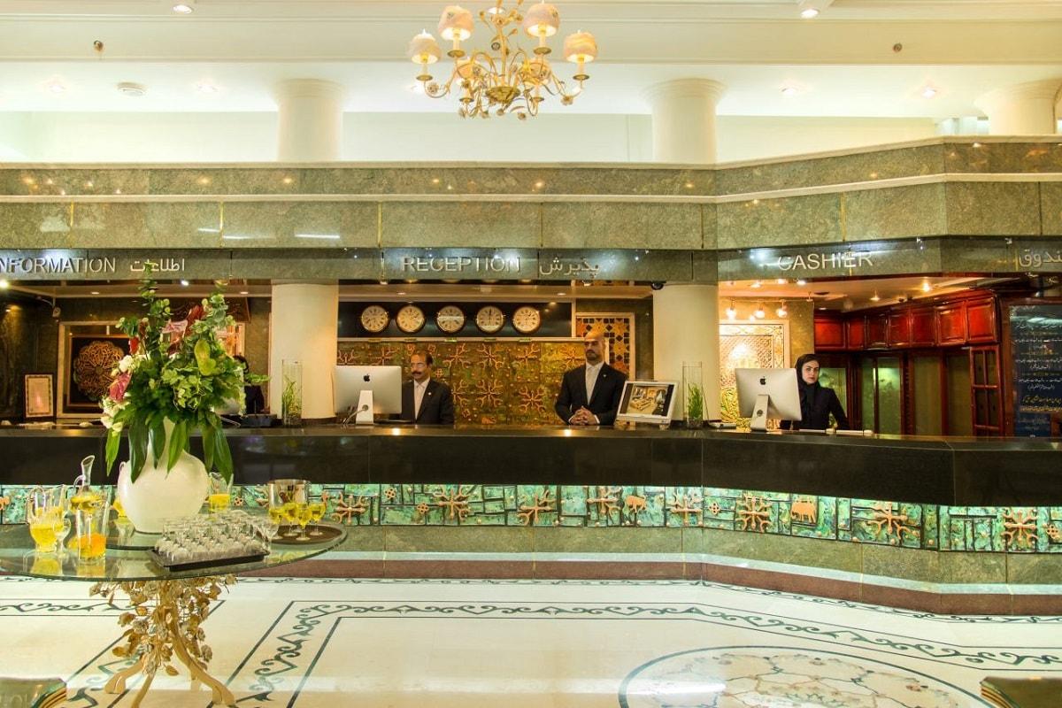مقررات هتل ها در ایران