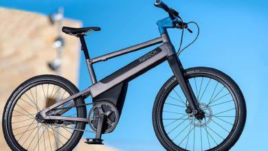 Photo of iweech دوچرخه برقی با هوش مصنوعی