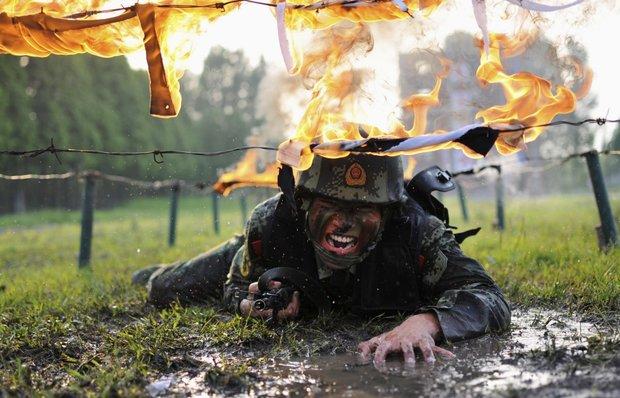 سخت ترین تمرینات نظامی جهان