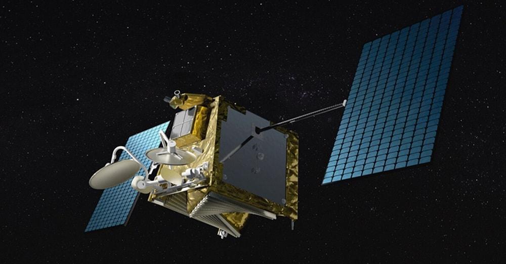 پروژه اینترنت ماهواره ای وان وب و اسپیس ایکس