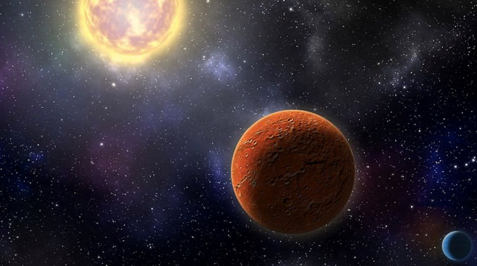 کشف سیاره بیگانه هم سایز زمین