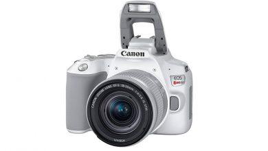 Photo of کوچک ترین و سبک ترین دوربین DSLR کانن با نام EOS Rebel SL 3 معرفی شد