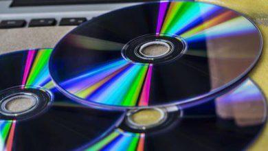 Photo of نصف شدن آمار فروش دیسک های DVD و بلو-ری در ۵ سال قبل