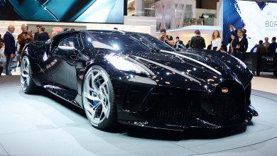 Photo of مالک گران ترین خودروی تاریخ مشخص شد؛ کریستیانو رونالدو