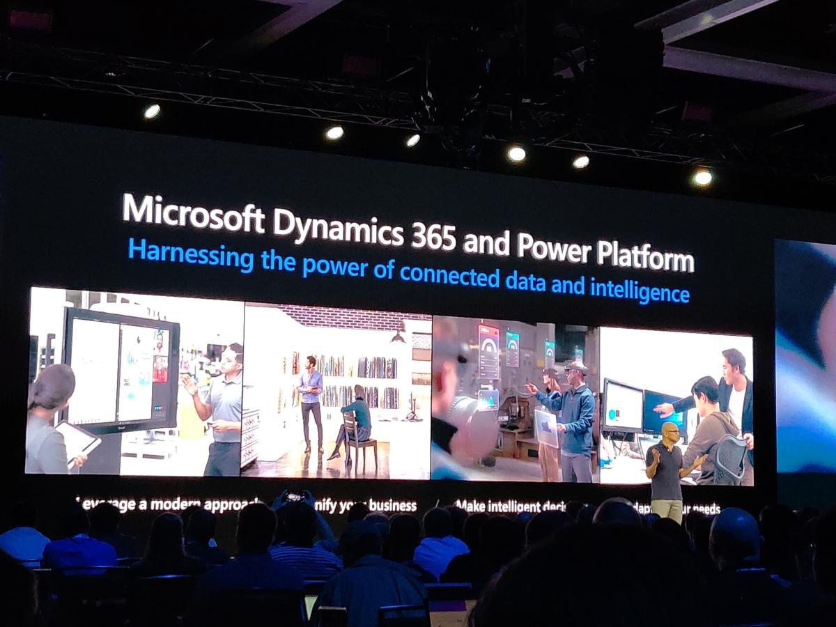 مایکروسافت dynamic365