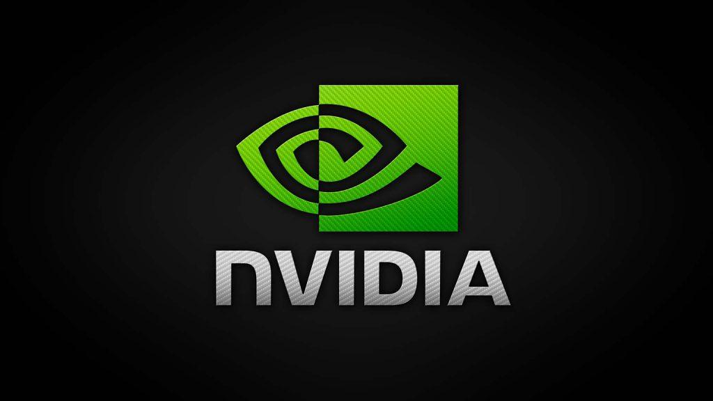 لوگوی شرکت NVIDIA
