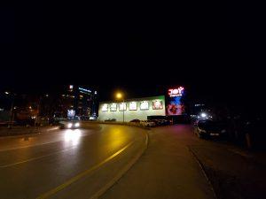 نمونه عکس ثبت شده با دوربین فوق عریض گلکسی فولد