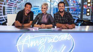 لیونل ریچی داور American Idol