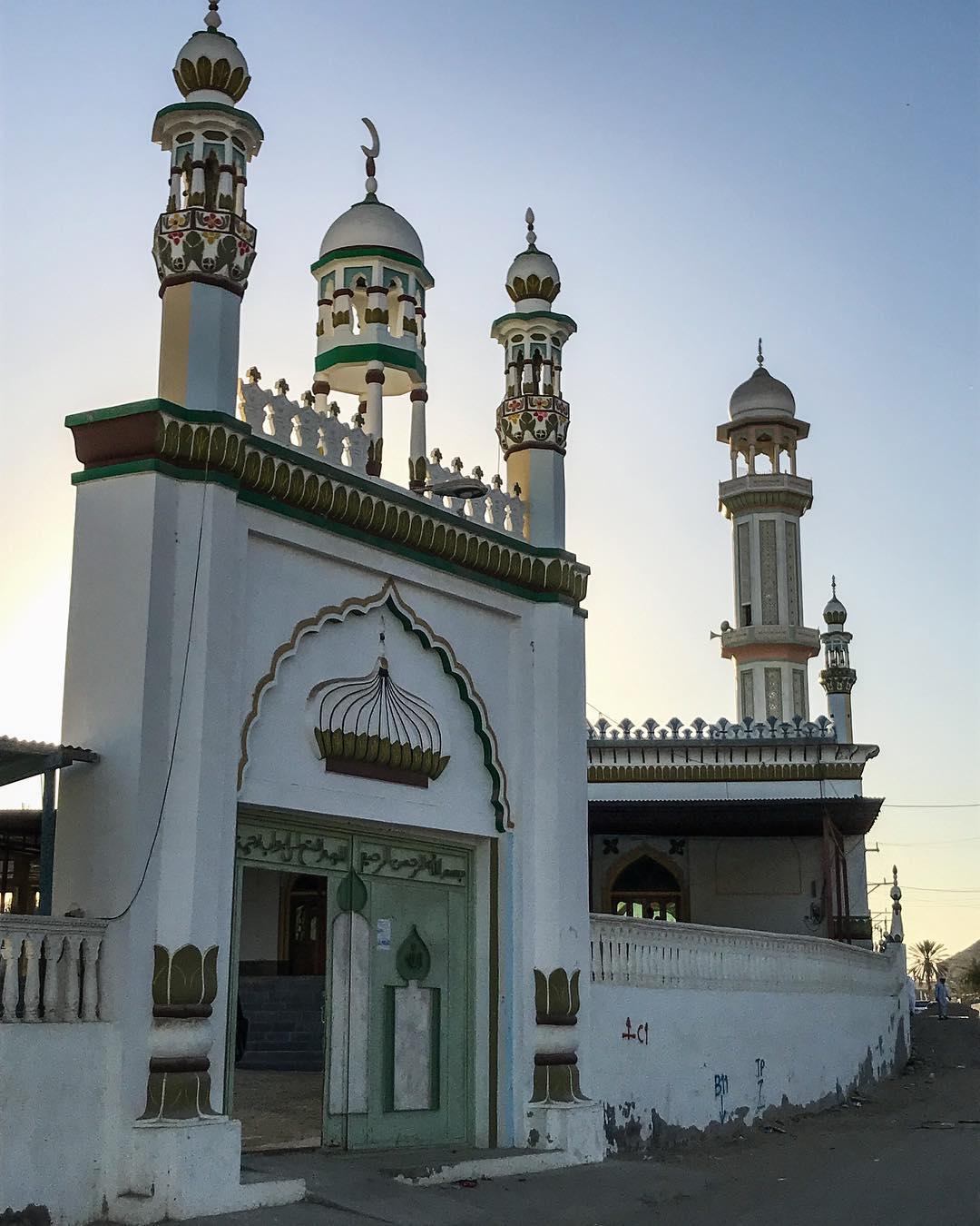 مسجد جامع تیس