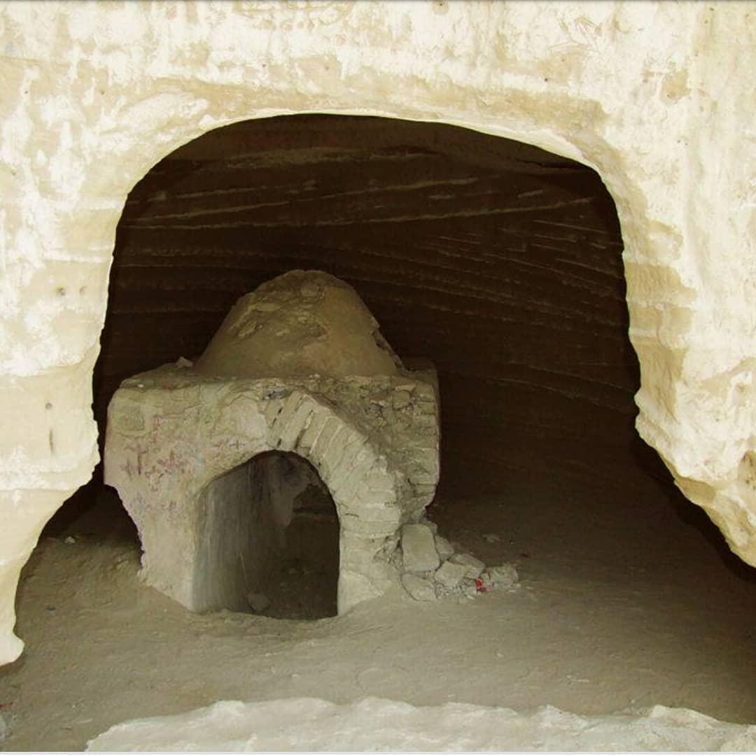 غار بان مسیتی چابهار
