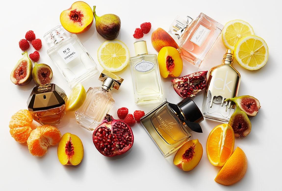 عطر میوه ای