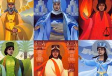 Photo of نمادهای خیر و شر در اساطیر ایرانی