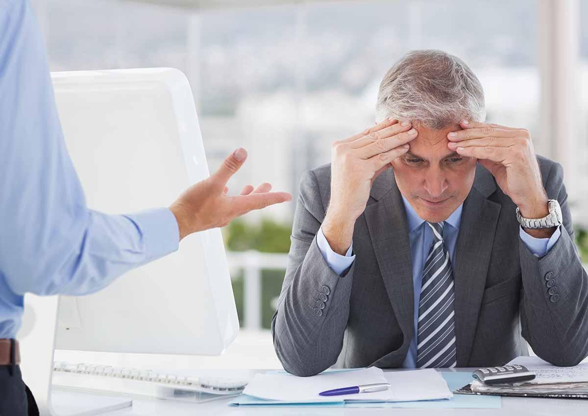 اضطراب بیش از حد برای نتایج کارها