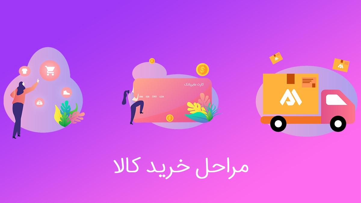 خرید اقساطی آراد موبایل