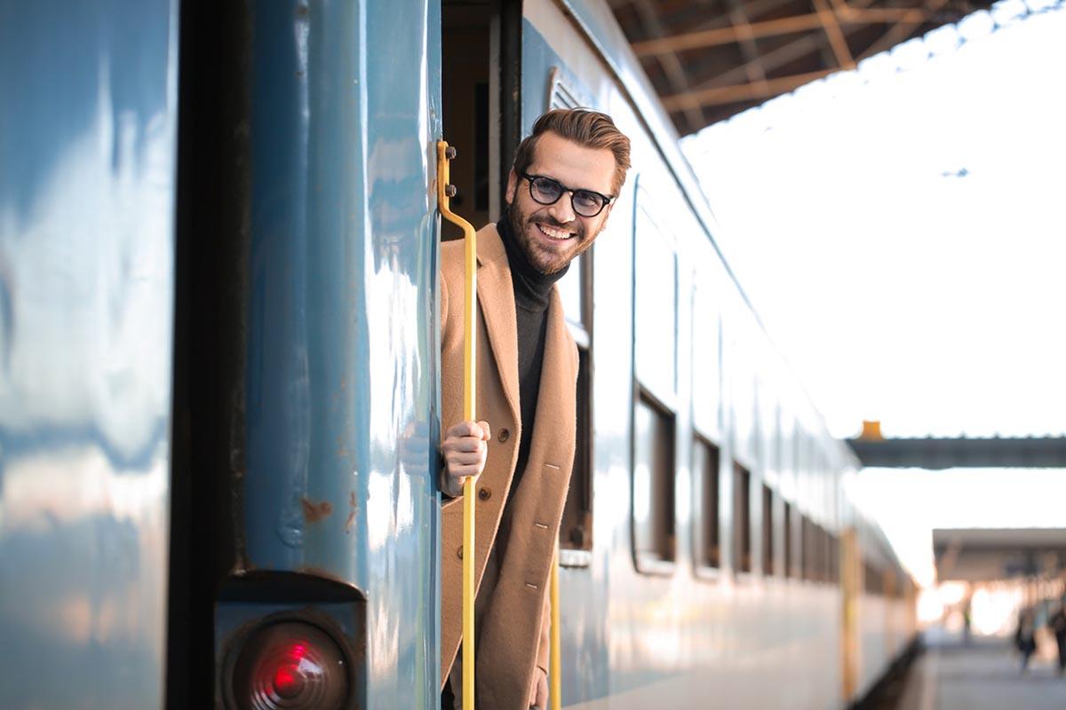 زندگی برای شما شبیه یک مسافرت است