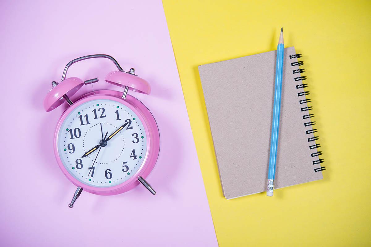 مراحل مدیریت زمان