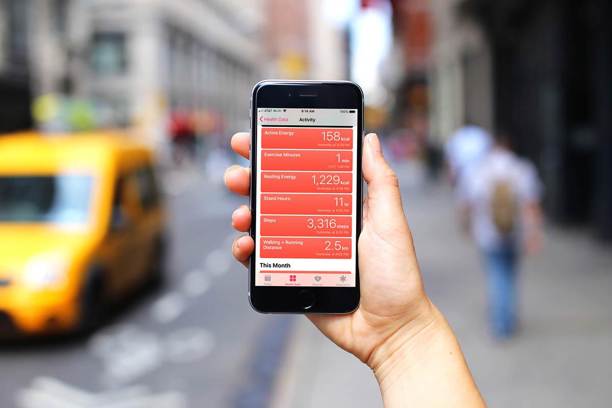 اپلیکیشن های سلامت - ارزیابی سلامتی