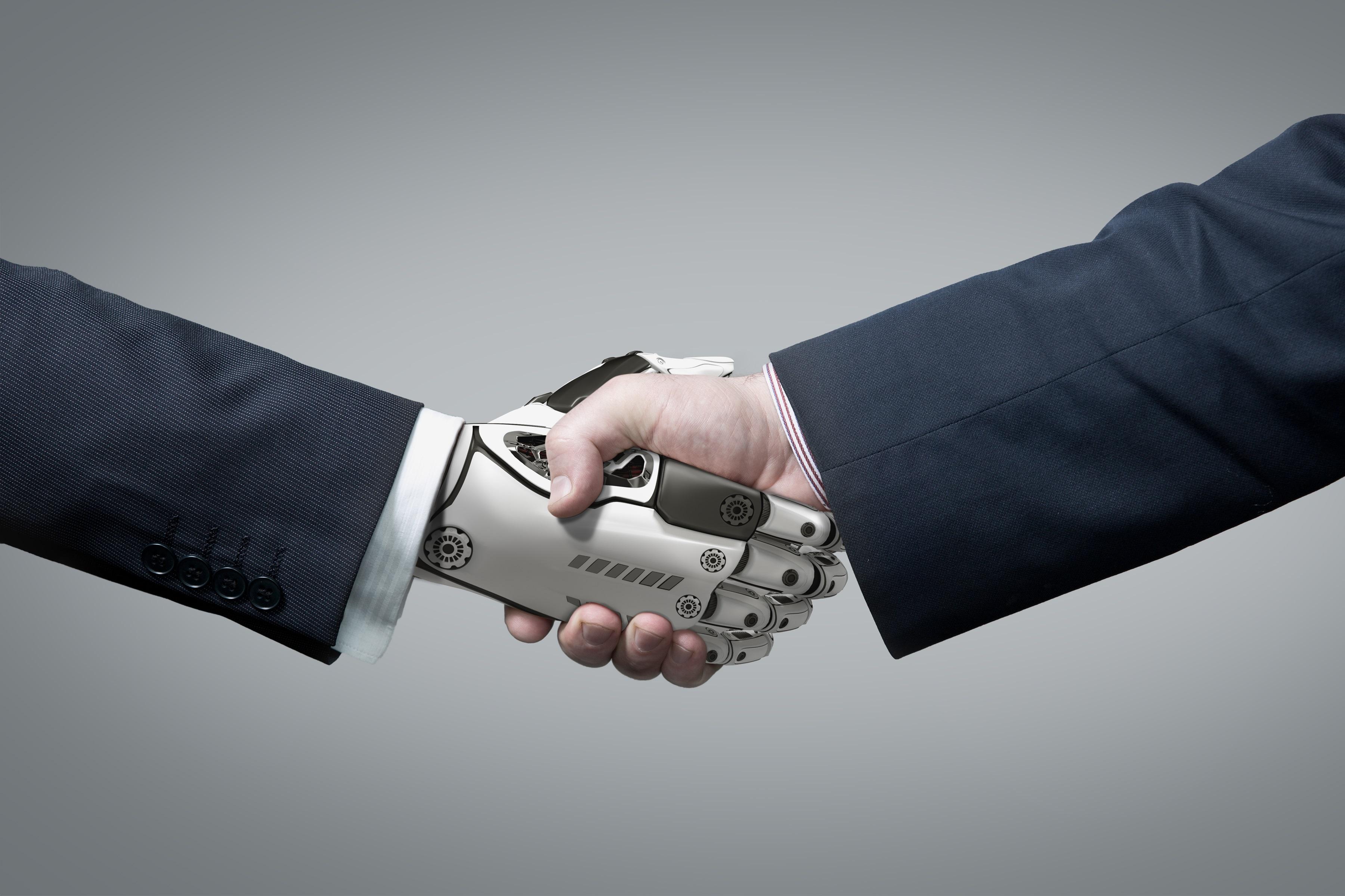 هوش مصنوعی در محل کار جای ما را نمیگیرد بلکه کیفیت کارمان را بیشتر میکند