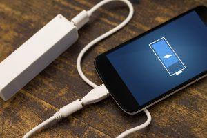 مشخصات باتری یک دستگاه هوشمند
