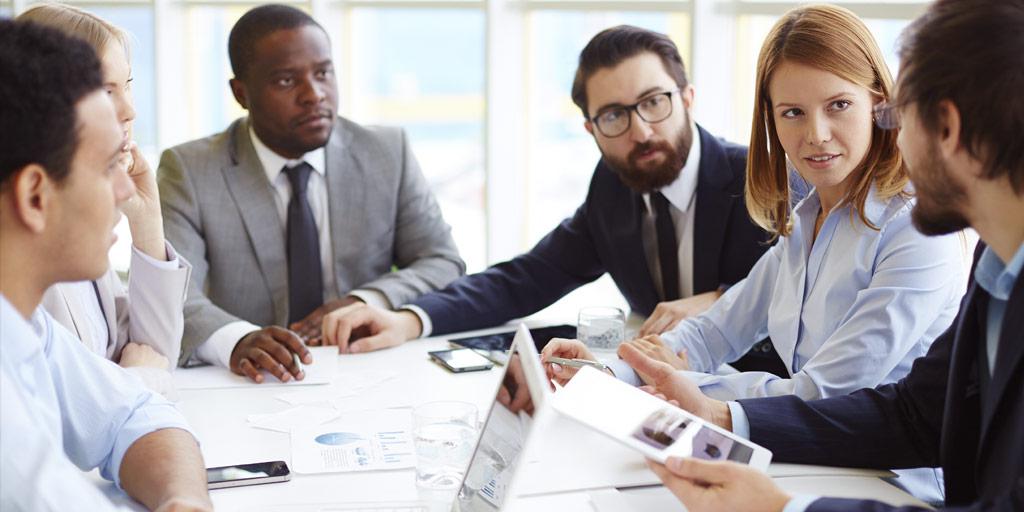 مدیران قابل اعتماد جلسات موثری هم برگزار می کنند