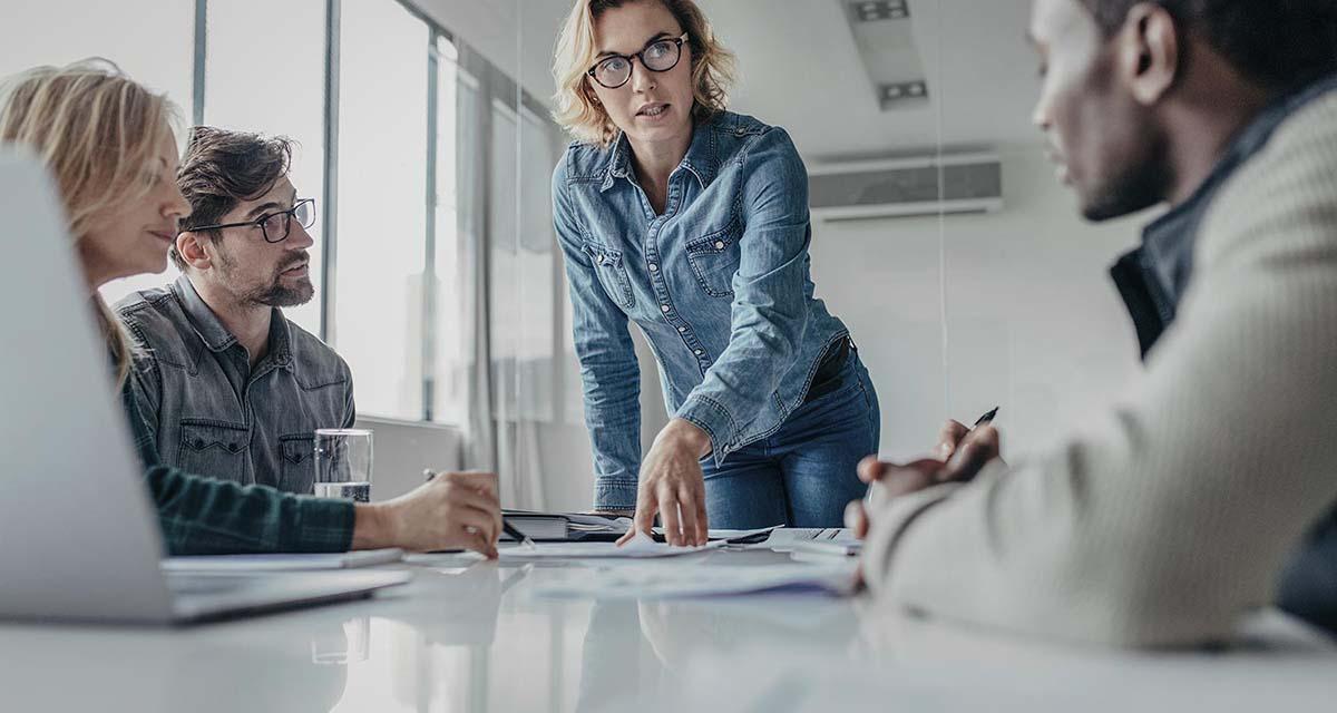 مدیران قابل اعتماد، مسئولیت تصمیم هایشان را می پذیرند