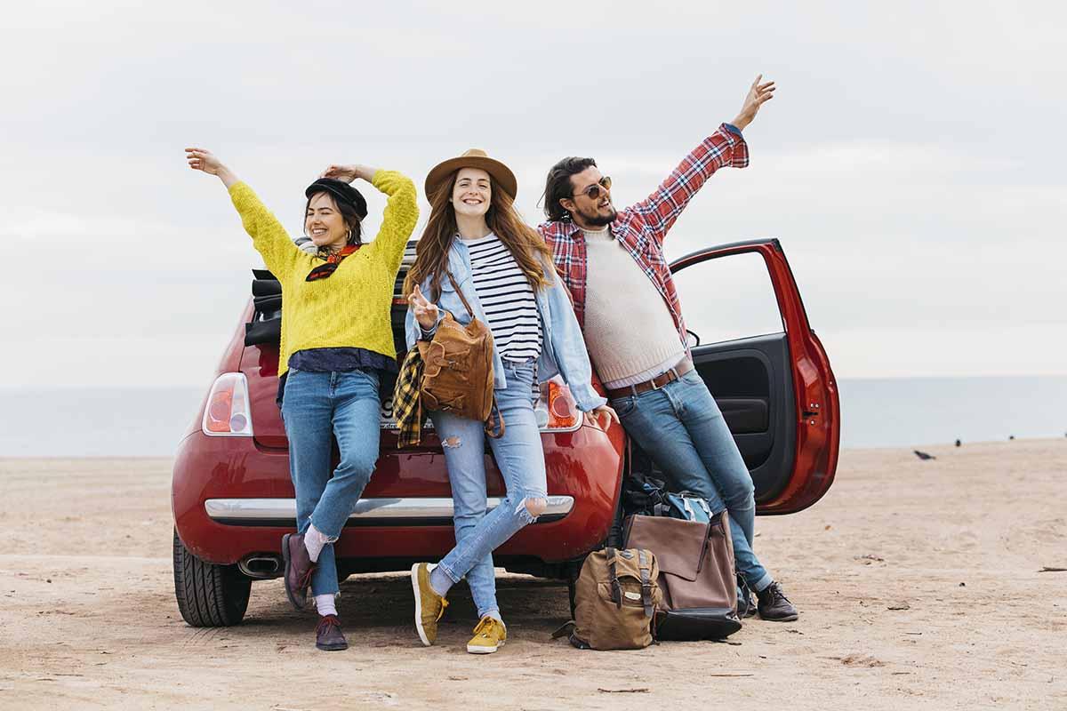 افرادی که دائم در حال سفر کردن هستند، در لحظه زندگی می کنند