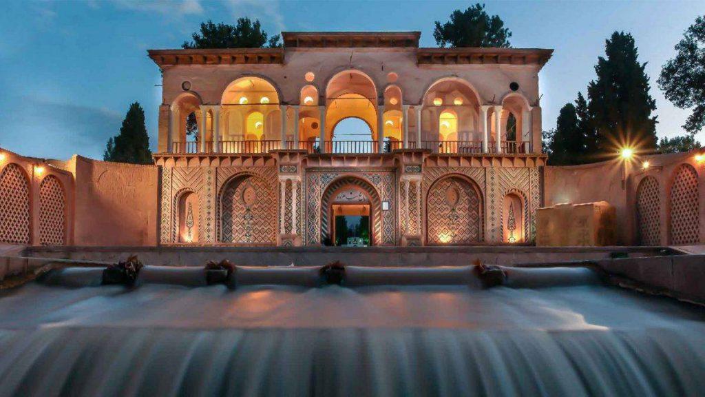 باغ شازده ماها کرمان