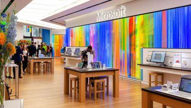 Photo of گشت و گذارِی در فروشگاه جدید و باشکوه لندن مایکروسافت