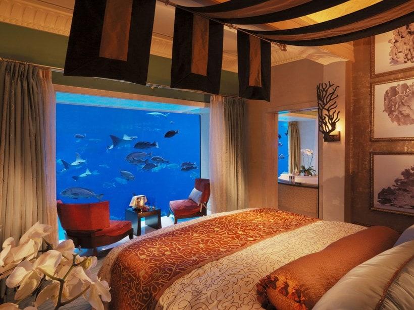 هتل زیر آب آتلانتیس