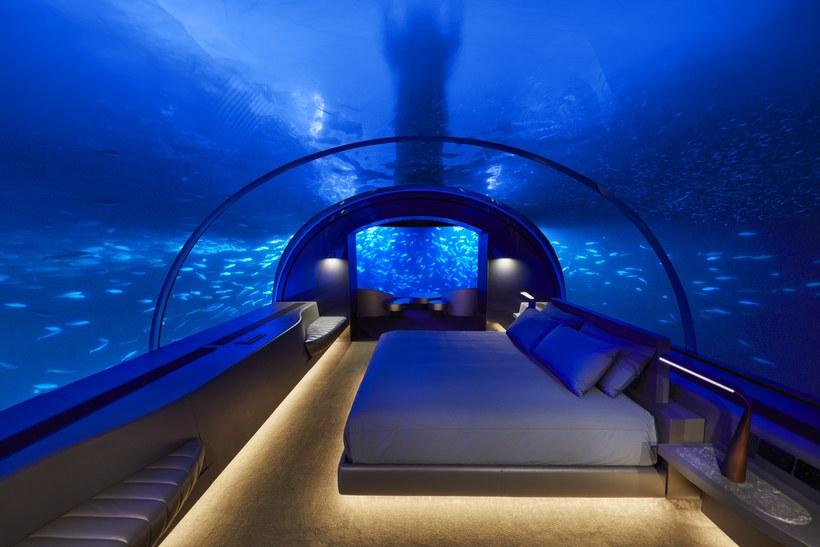 هتل زیر آب موراکا