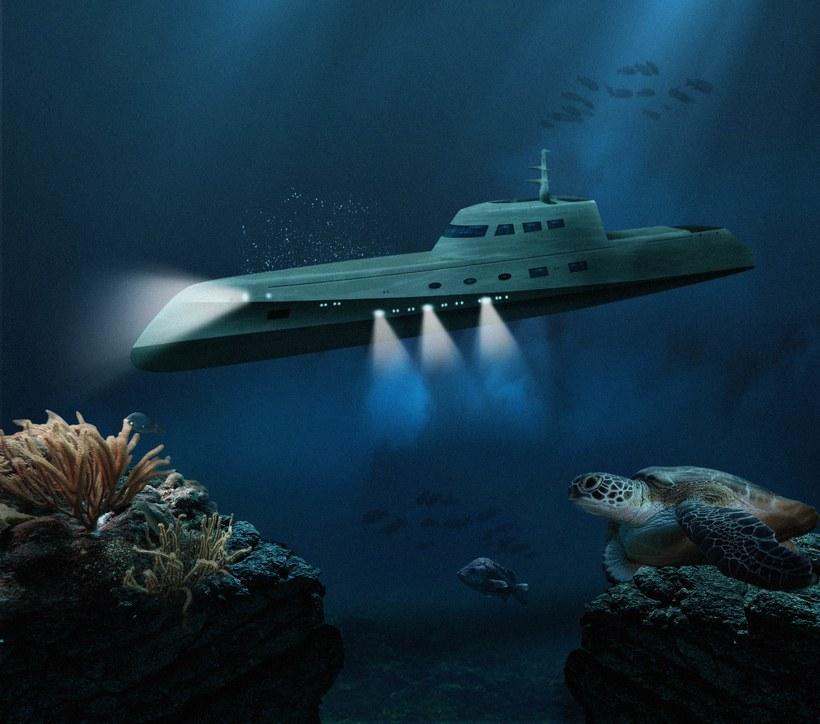 زیردریایی لاورز دیپ