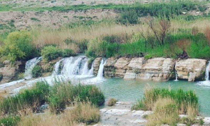 آبشار هفت قلو پیله