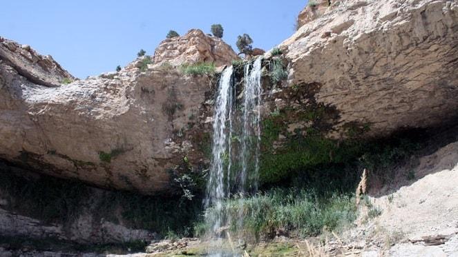 آبشار وه ریز ایلام