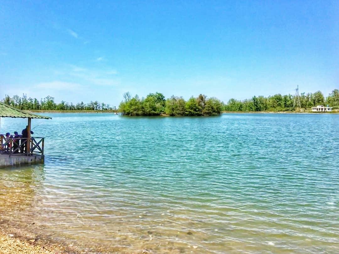 دریاچه آویدر مازندران
