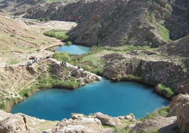 دریاچه دوقلو