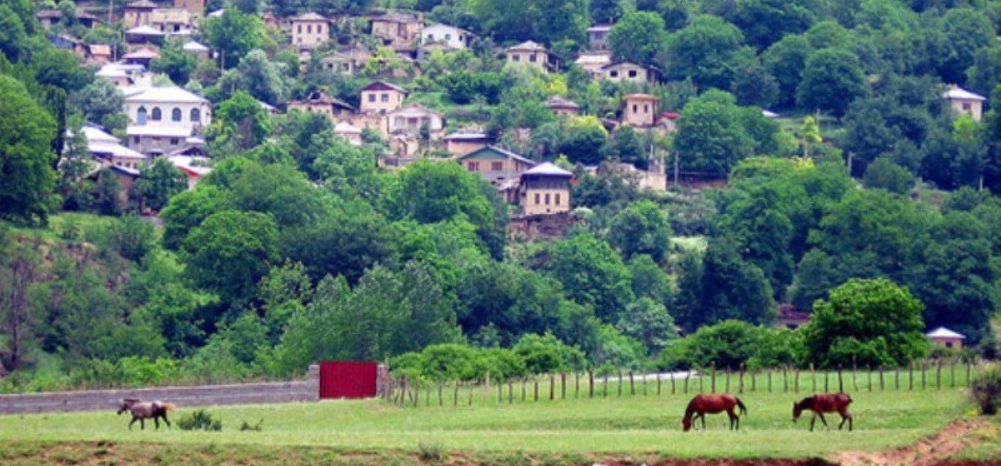 روستای کندلوس مازندران