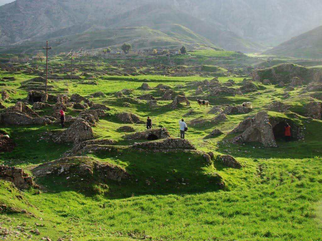 شهر تاریخی ماداکتو ایلام