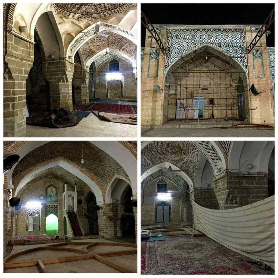 مسجدجامع دزفول