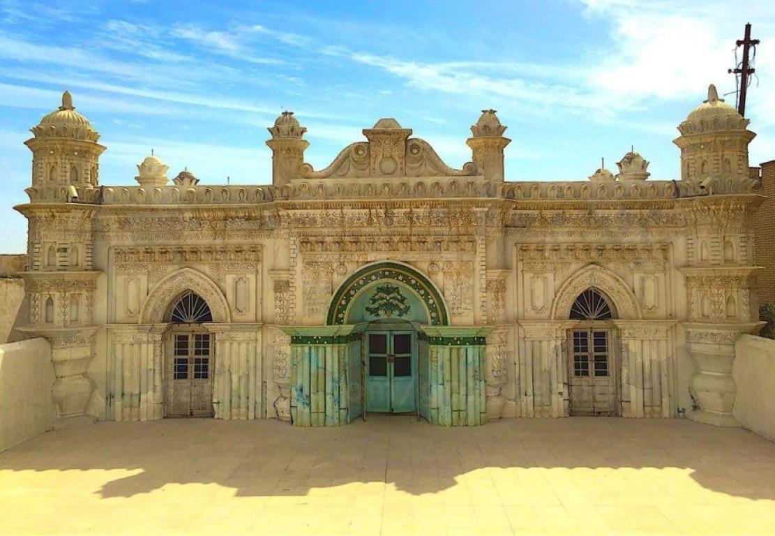 مسجد رنگونی ها خوزستان